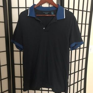 Perry Ellis Lyle Polo